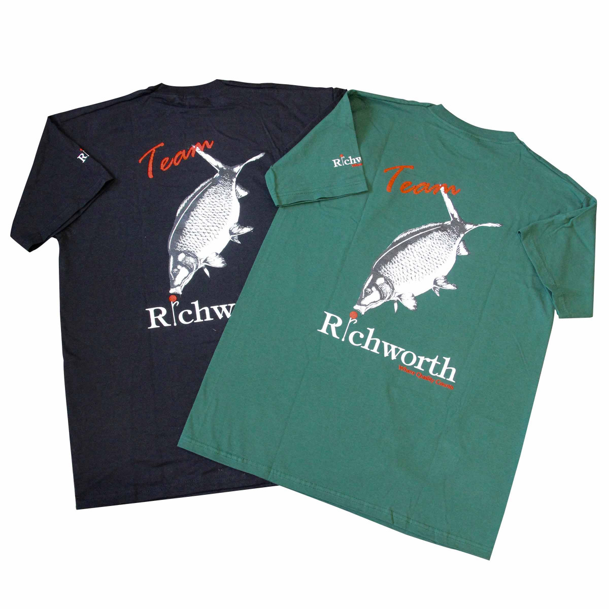 Richworth Tshirts Back